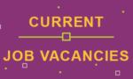 Job vacancy graphic